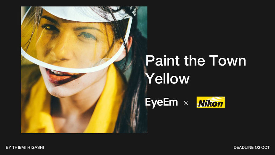 Hello yellow: Win Nikon gear in this bright new Mission! 💛 https://www.eyeem.com/m/13664361