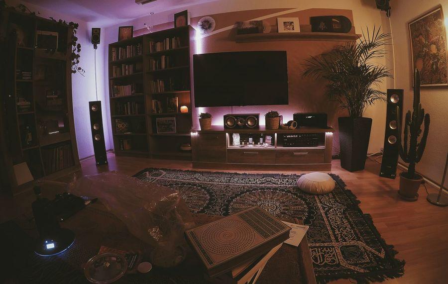 Livingroom Wohnzimmer Bücherregal Lovemyhome