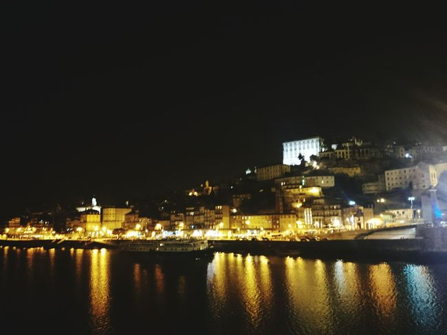 Porto Water Reflections EyeEm Porto Traditional Historical Building When You Stand Part Of History Explore Old City Traditional Culture Architecture Learn & Shoot: After Dark