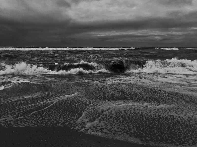 Fotografia JohnnyGarcía Portugal_em_fotos Photography Blackandwhite Black And White Sea Beach Autumn Blackandwhite Photography