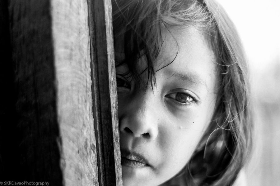 Children Only Child Childhood One Girl Only One Person Girls Close-up People Portrait Human Face Human Eye Day Human Body Part Outdoors eyeemphilippines Eyeemdavao