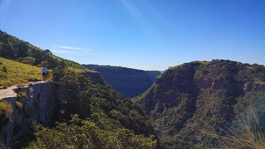 Krantzkloof Nature Reserve Canyon Gorge Forest Kloof Krantzkloof Clearsky Scenic Instanature Southafrica IloveSA Kzn Kwazulunatal Seethesites Seetheworld  Nofilter