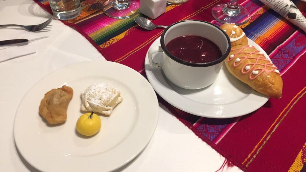 Ecuatorian Culture, Tipical Food QuitoEcuador