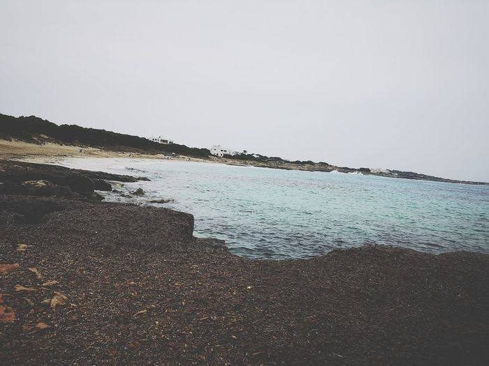 Like a desert in a cloudy day. EyeEmNewHere EyeEm Best Shots Spirituality Lovesummer Feeling Wildnature Scenics Sensations. Holidays Water Wave Sea Beach Clear Sky Sand Sky Horizon Over Water Coastline Calm Seascape View Into Land Summer In The City