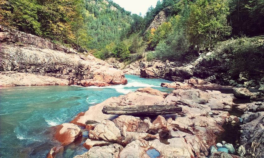 Russian Nature Mountains River EyeEmNewHere Millennial Pink