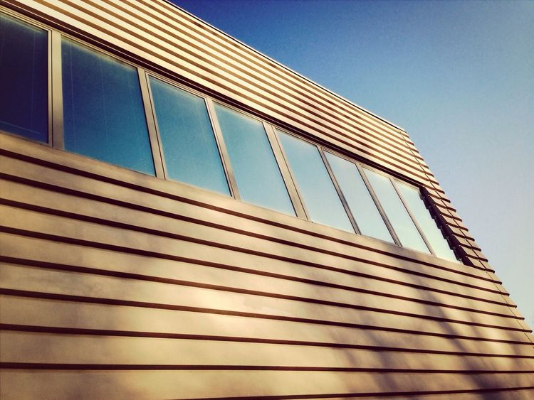 Contemporary Building Architecture Architectural Detail