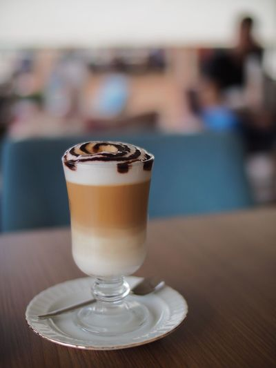 Coffee drink Coffee Cup Refreshment Drink Food And Drink Table Focus On Foreground Close-up Coffee - Drink Freshness Still Life Beverage Non-alcoholic Beverage Hot Drink Latte In Front Of No People Shallow Depth Of Field Izmir Turkey