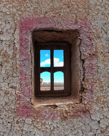 A WINDOW To Moroco Check This Out Ouarzazate Morocco View Window Studio Old-fashioned