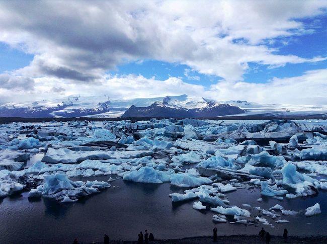It's Cold Outside jökulsálón Iceland Iceland Iceburg Iceland