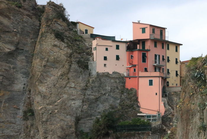 5 Terre Italia 5 Terre Landscape Vacations Manarola, Cinqueterre Architecture House Travel Destinations Rocky Mountains No People Tranquility Slow Life Slow Tourism