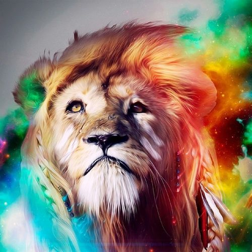 """""""It is better to be lion for a day than a sheep all your life"""" Sotrue Bealion"""