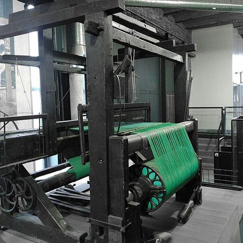 Green on black Loom Mosi Igersmcr tMcr_mosi_meet
