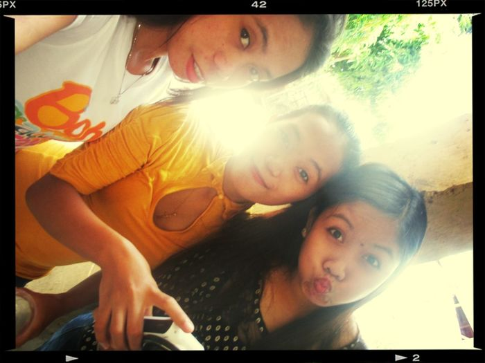 Quality Time With Friends..! ;) :* :*