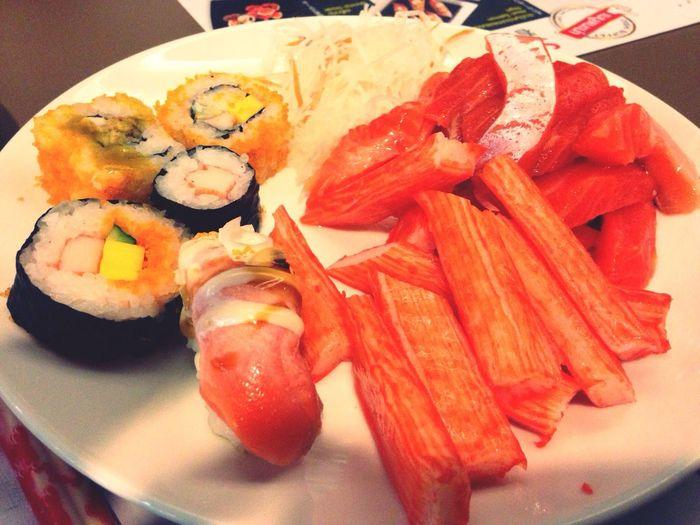 Yummy.. Eating