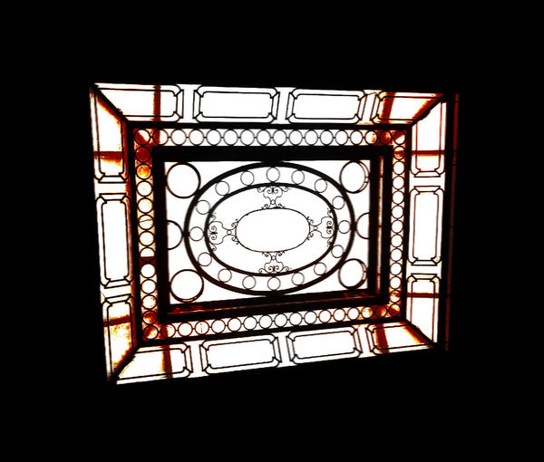 Ceiling Ceiling Design Cernobbio Close-up Comolakeitaly Decoration Glasswindow Interior Decorating Italy No People Outdoors Suggestive Photography Suggestive Place VillaErba Visionary Wrought Iron