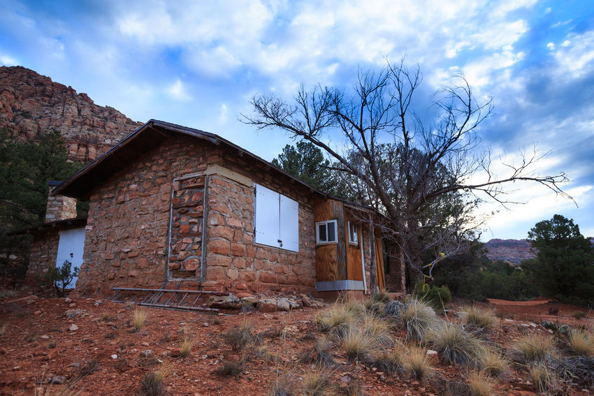 Abandoned house Built Structure Building Exterior Abandoned Rural Scene Nature Outdoors Utah No People Deserted Scapes Deserted House