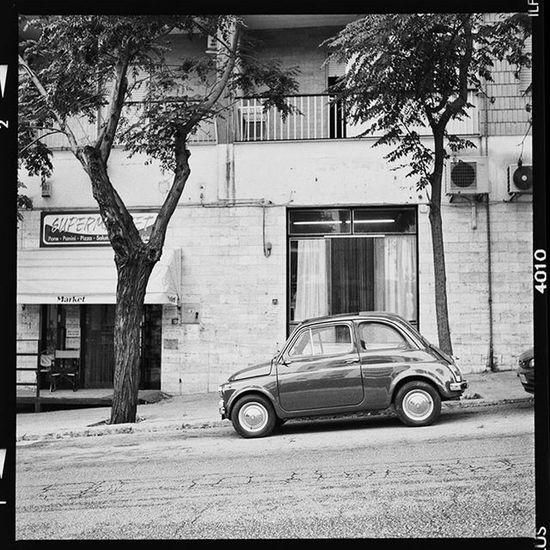 Cinquecento TBT  Fiat Rolleiflex Film Tlr IlfordHP5plus 500 Mediumformat