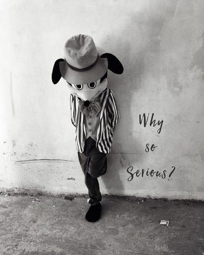 Joker Why So Serious? First Eyeem Photo
