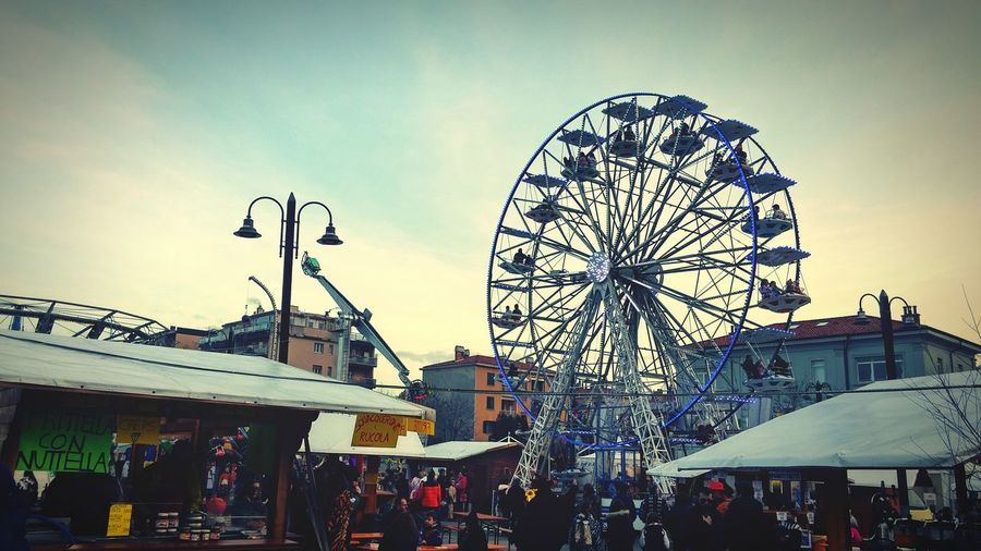 Colors Of Carnival Livemuggia Taking Photos Hello World Showcase: February Luna Park People Enjoying Life Relaxing Winter Muggia Carnevaldemuja63 Panoramic Wheel Discovermuggia Carnevaldemuja Carnevaldemuja2016