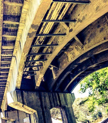 Under Bridge...