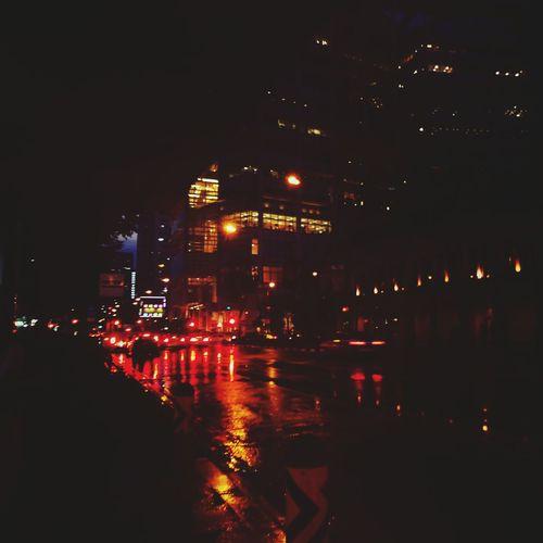 25.11.14 Rainy Days Silhouette