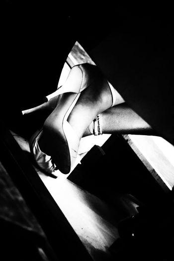 heels Woman