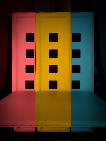Building Chair Colors Illusion Inspired Italian Jocks Warhol Inspired