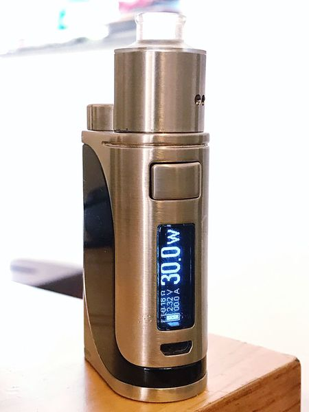 Eleaf Pico 25 with Inde Duo by Wismec Pico 25 Eleaf Vapecommunity VapeLife Vaporfanatics Vaping Is The Future Single Object Close-up Cut Out White Background No People Container Indoors  Technology Sign Metal Science Equipment Photography Themes Photographic Equipment Still Life Nature Bottle Healthcare And Medicine Transportation Security