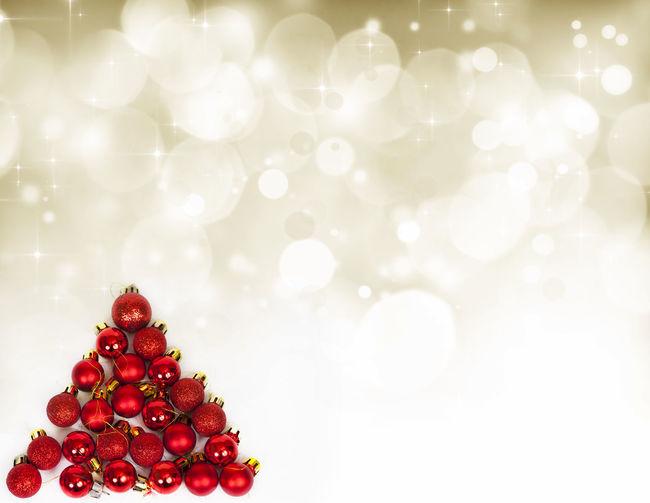 Christmas Tree On Table