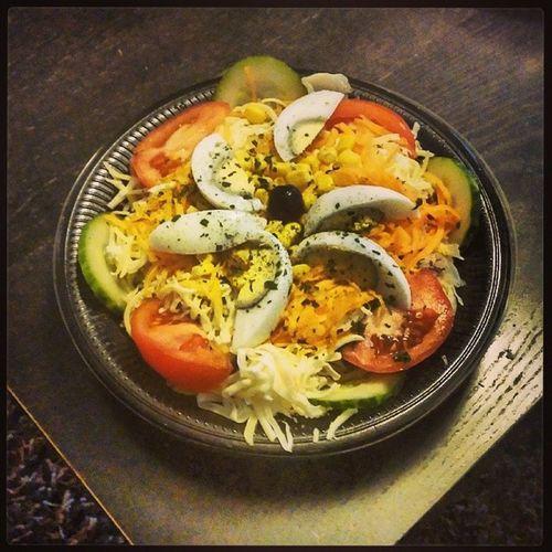 So mal Mittag essen. :-)
