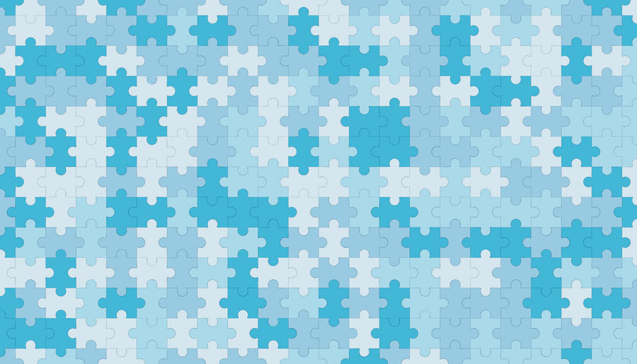 Blue jigsaw puzzle blank template, pattern texture background, 3d illustration 3D Business Teamwork Abundance Assemble Backgrounds Blue Concept Connection Day Design Flooring Full Frame Geometric Shape High Angle View Idea Indoors  Jigsaw Puzzle Match No People Pattern Pieces Pool Problem Puzzle  Repetition Shape Solution Space Strategy Success Swimming Pool Tile Tiled Floor Wall - Building Feature