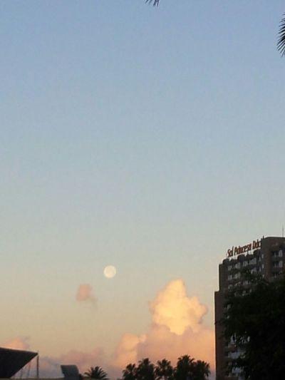 Luna mañanera♥ Moonlight ♥ Moon