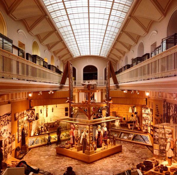 Saint Petersburg Russia Ethnography Museum