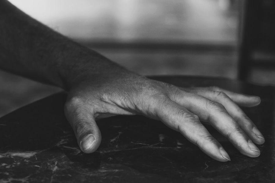 Hand Arm Fingers Human Filmnoir
