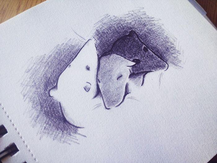 Awesome Sauce My Baby Pig Bones Oogieboogie Rat Cute Sketch Cartoon Doodle Drawing Art