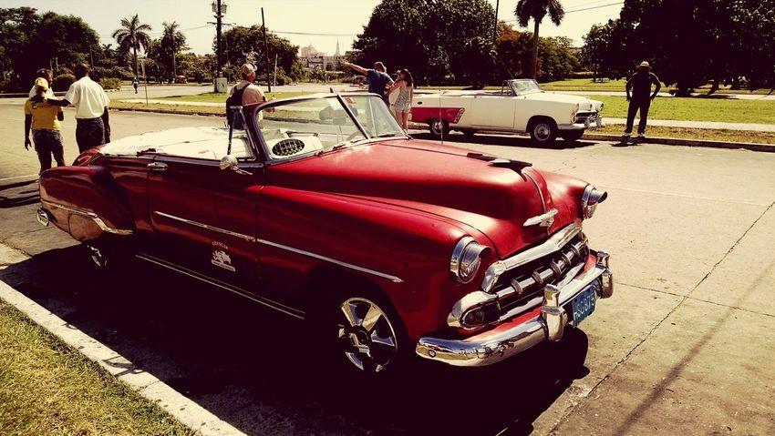 Habana Traveling Car Collection Car Enjoying The View Cuba Eyem Best Shots