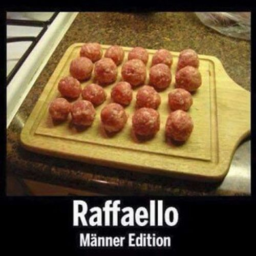 Raffaello Männer Edition