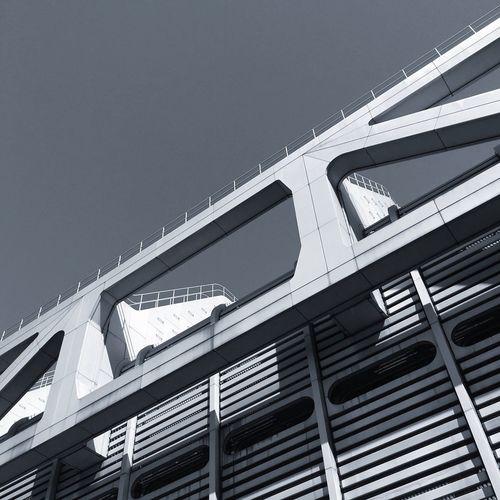 Architecture Clear Sky Berlin Pickmotion Everydayberlin Freezfram Unlimitedberlin Visit Berlin ICC Messe Berlin