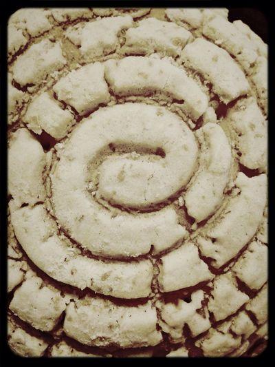 Concha  Pan Dulce Bizcocho Ciudad De México Conchas con chocolatito abuelita. Mmmmm