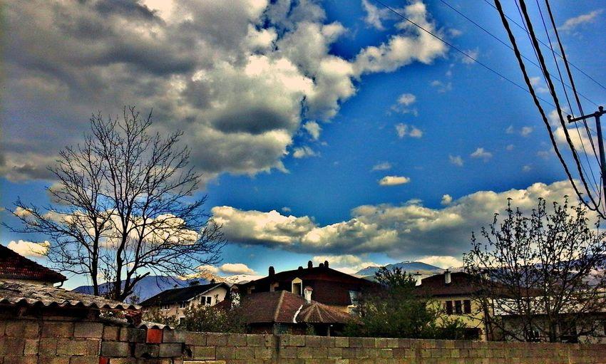 Cloud - Sky Sky Nature First Eyeem Photo