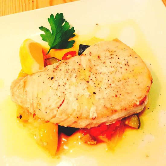 Meuniere Dinner Fish Cooking Delicious Happiness