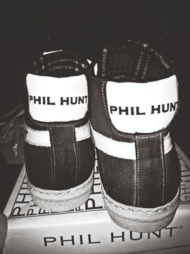 PHIL HUNT