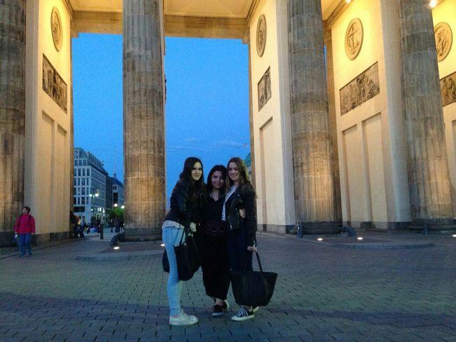Berlin Brandenburger Tor Love Big City Big Love Best Time 💋