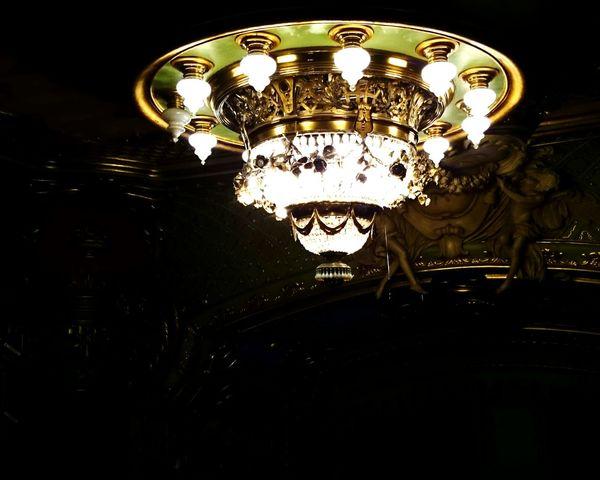 The beautiful Lamp at Södra Teatern Mosebacke Södermalm Lamps Theatre