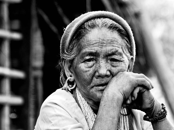 Tribos Tatoolifestyle Portrait Headshot One Person Adult Focus On Foreground Mature Adult The Portraitist - 2018 EyeEm Awards Women Lifestyles Real People Human Face Social Issues