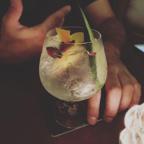 Spanish Gin and