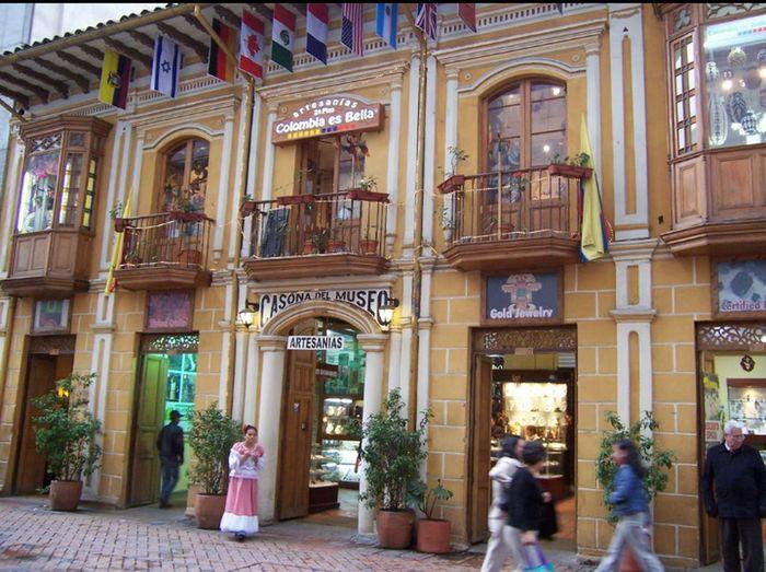 La Casona Del Museo artesanias Artesan Rings Tourists Museo