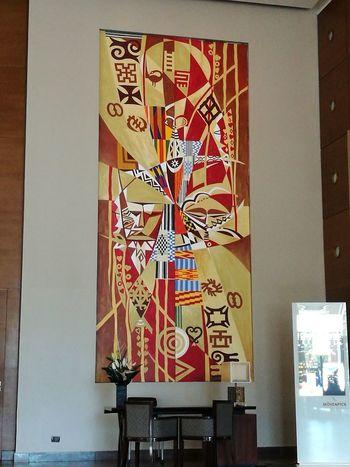 Love for Art Ghanianart Hotelindoorview