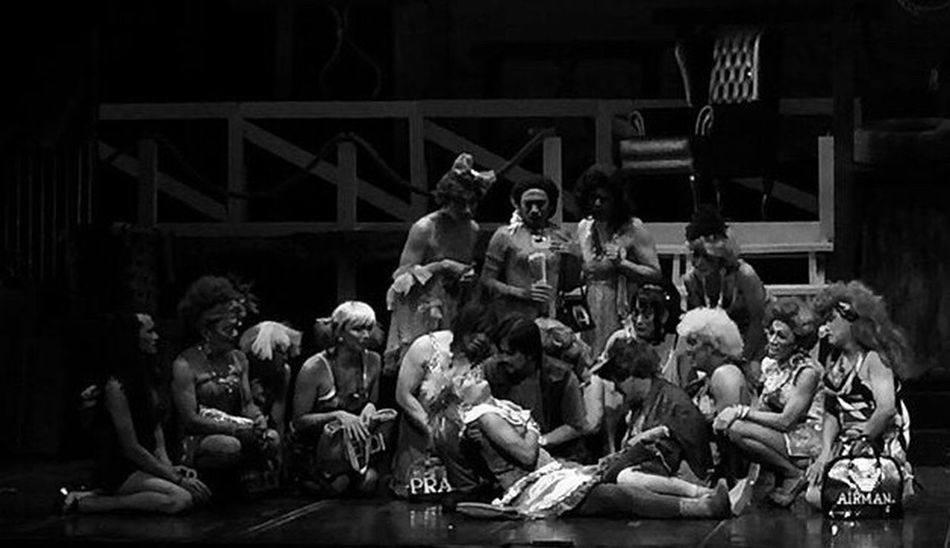 — Opera — Large Group Of People People Actor PhotoTalk Theater Opéra TheDay Drama Art Amazing People Artist Blackandwhite