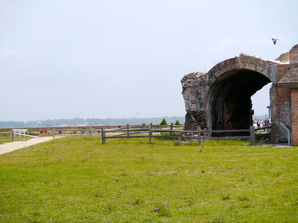 happy weekend... Day Fort Pickens Fort Pickens National Park Nature No People Outdoors Pensacola Plant